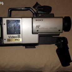 Cámara de fotos: CAMARA VIDEO SONY 8PRO CCD-V100E. Lote 176339934