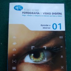 Cámara de fotos: FOTOGRAFIA & VIDEO DIGITAL EL MUNDO Nº DE FASCICULO 01. Lote 176432964