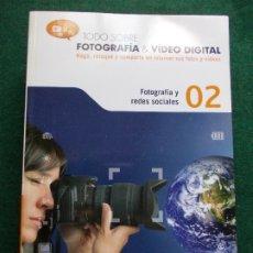 Cámara de fotos: FOTOGRAFIA & VIDEO DIGITAL EL MUNDO Nº DE FASCICULO 02. Lote 176432983