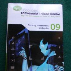 Cámara de fotos: FOTOGRAFIA & VIDEO DIGITAL EL MUNDO Nº DE FASCICULO 09. Lote 176432994