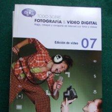 Cámara de fotos: FOTOGRAFIA & VIDEO DIGITAL EL MUNDO Nº DE FASCICULO 07. Lote 176433010