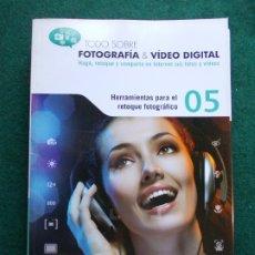 Cámara de fotos: FOTOGRAFIA & VIDEO DIGITAL EL MUNDO Nº DE FASCICULO 05. Lote 176433033