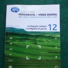 Cámara de fotos: FOTOGRAFIA & VIDEO DIGITAL EL MUNDO Nº DE FASCICULO 12. Lote 176433059
