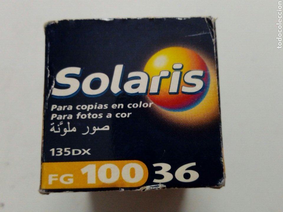 Cámara de fotos: FERRANIA SOLARIS 100 - Carrete de película en color caducada (Abril 2004) - Lomography - Lomo - Foto 3 - 176968729