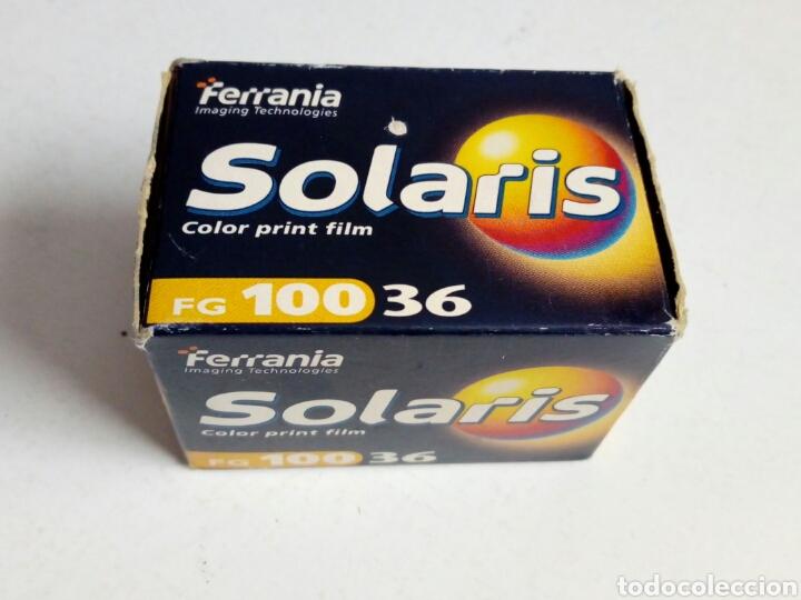 Cámara de fotos: FERRANIA SOLARIS 100 - Carrete de película en color caducada (Abril 2004) - Lomography - Lomo - Foto 4 - 176968729