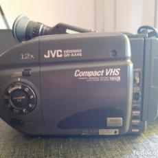 Cámara de fotos: CÁMARA DE VIDEO JVC GR-AX46. Lote 177260744
