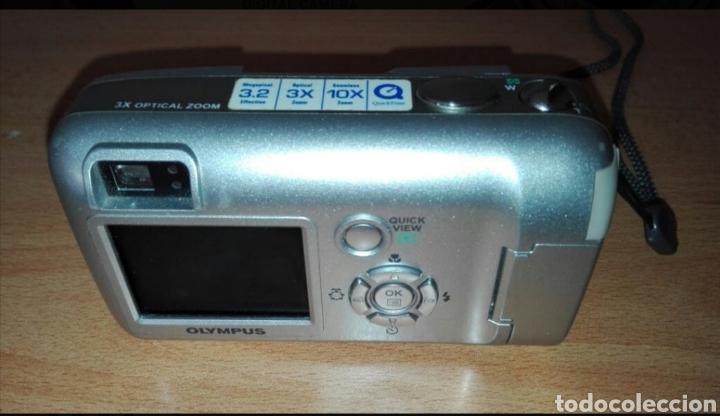 Cámara de fotos: Cámara digital Olympus Camedia - Foto 2 - 177436118