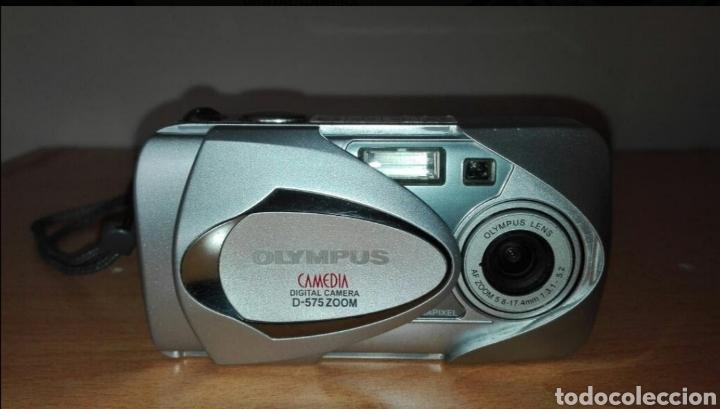 CÁMARA DIGITAL OLYMPUS CAMEDIA (Cámaras Fotográficas - Otras)