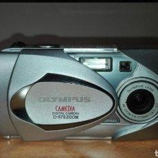 Cámara de fotos: CÁMARA DIGITAL OLYMPUS CAMEDIA. Lote 177436118