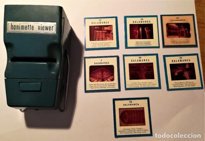 HANIMETTE VIEWER (AÑOS 50) (Cámaras Fotográficas - Visores Estereoscópicos)