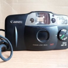 Cámara de fotos: CÁMARA CANON PRIMA AF-8 LENS 35 MM. Lote 177732364