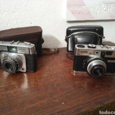 Cámara de fotos: CAMARA DACOTA DIGNETTE Y CILMATIC ELECTRIC 300 LUMIERE CON SUS FUNDAS. Lote 177813514