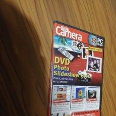 Cámara de fotos: DIGITAL CAMARA. DVD 54 PC CD-ROM. CD DE PROGRAMAS EN BUEN ESTADO. Lote 177953848
