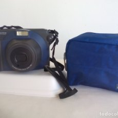 Cámara de fotos: FUJIFILM INSTAX 100 INSTANT CAMERA. CON FUNDA CÁMARA FOTOGRAFÍA INSTANTÁNEA TIPO POLAROID. Lote 178579510