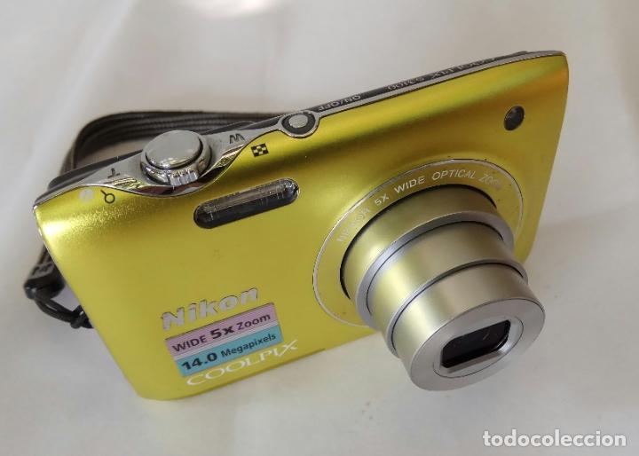 CAMARA DIGITAL NIKON COOLPIX S3100 (Cámaras Fotográficas - Otras)