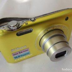 Cámara de fotos: CAMARA DIGITAL NIKON COOLPIX S3100. Lote 178593875