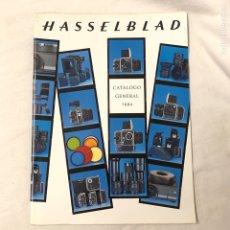 Cámara de fotos: HASSELBLAD CATALOGO PUBLICIDAD 1994. Lote 178919511