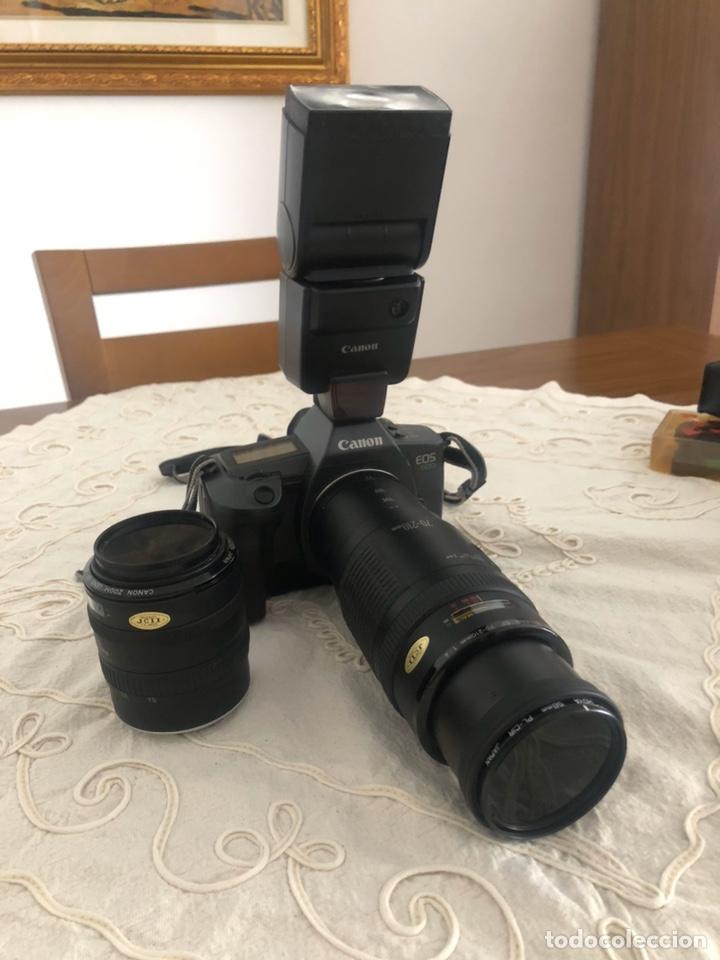Cámara de fotos: Camara Canon 600 - Foto 2 - 178998540
