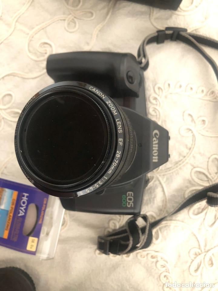 Cámara de fotos: Camara Canon 600 - Foto 3 - 178998540