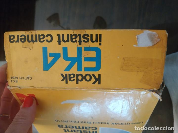 Cámara de fotos: Camara Kodak Instant EK4 En su caja original. Sin probar - Foto 2 - 179222917