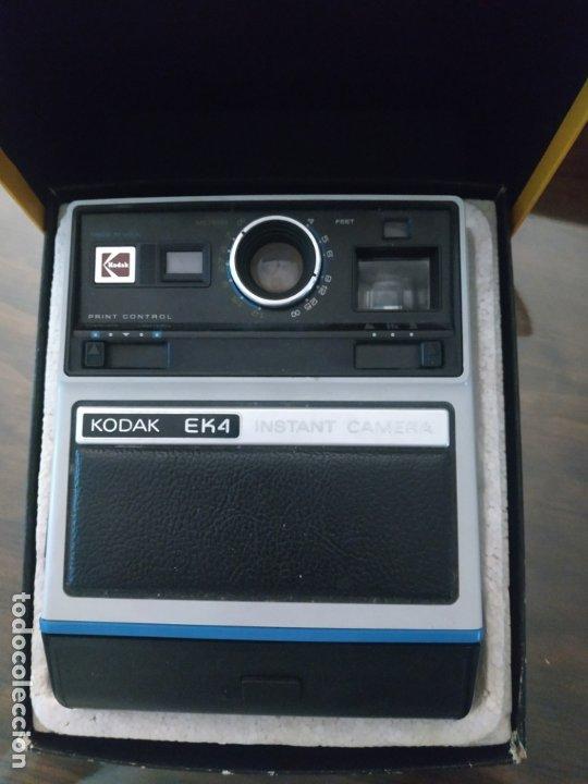 Cámara de fotos: Camara Kodak Instant EK4 En su caja original. Sin probar - Foto 3 - 179222917
