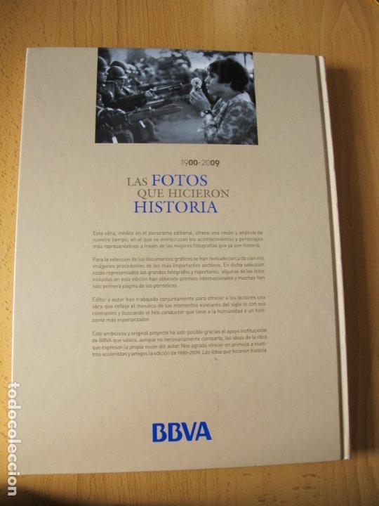Cámara de fotos: LAS FOTOS QUE HICIERON HISTORIA 1900-2009.- FERNANDO GARCÍA DE CORTAZAR. - Foto 2 - 180143456