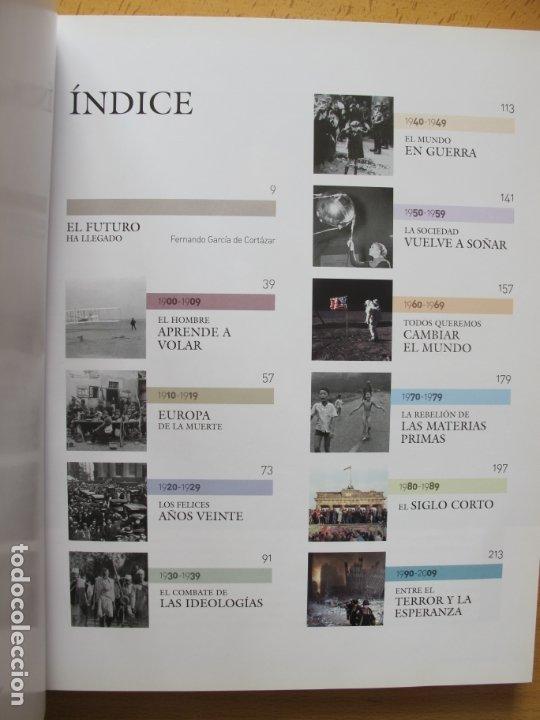 Cámara de fotos: LAS FOTOS QUE HICIERON HISTORIA 1900-2009.- FERNANDO GARCÍA DE CORTAZAR. - Foto 4 - 180143456