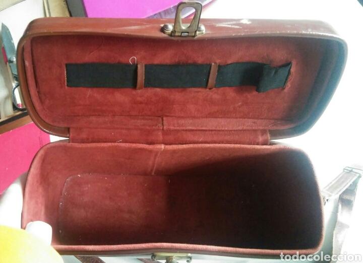 Cámara de fotos: Bolsa cuero para maquina fotografica - Foto 4 - 180339366