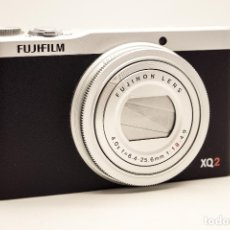 Cámara de fotos: FUJIFILM XQ2 CAMARA COMPACTA PROFESIONAL. Lote 180419512