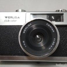 Cámara de fotos: CAMARA FOTOS WERLISA. CLUB COLOR. Lote 181336251