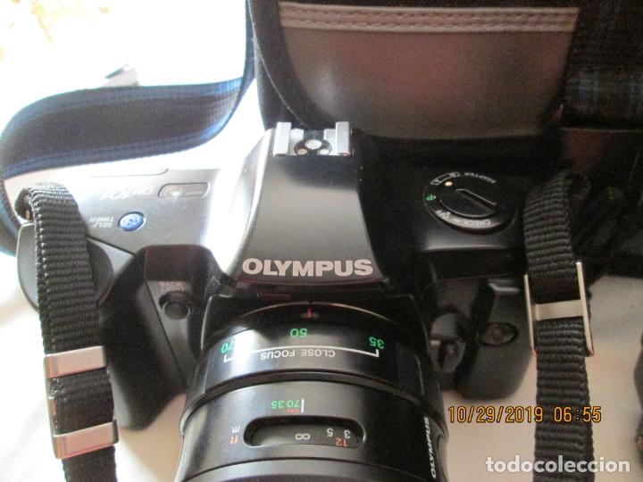 Cámara de fotos: CAMARA FOTOGRÁFICA OLYMPUS - OM101 POWER FOCUS. - Foto 2 - 181520351