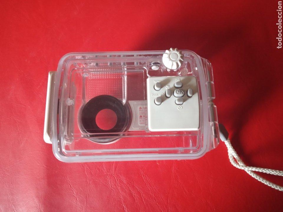 Cámara de fotos: Funda carcasa acuática Oympus cámara de fotos digital - Foto 2 - 182053487