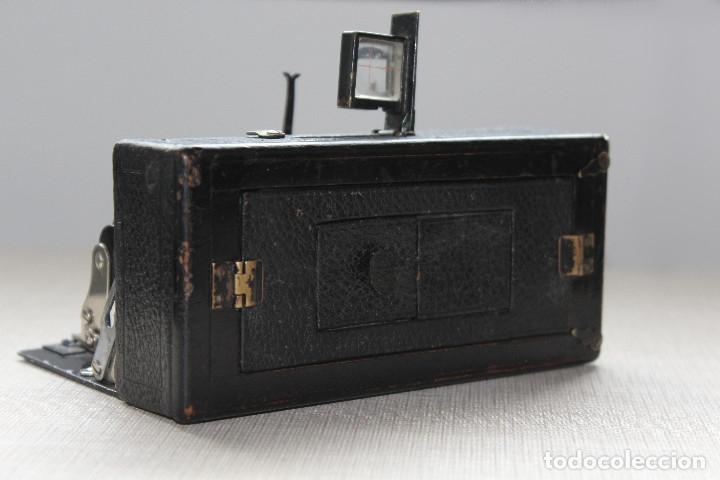 Cámara de fotos: Ernemann HEAG XV Stereo. Super escasa!! Estereo, madera. - Foto 17 - 182298746