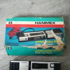 Cámara de fotos: CÁMARA HANIMEX 110 WS. Lote 182479450