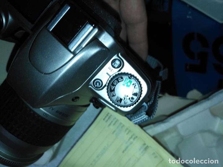 Cámara de fotos: NIKON F-65 camara fotografica . para piezas y repuestos no se porque no funciona - Foto 11 - 182525255