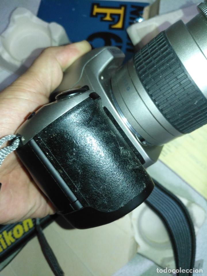 Cámara de fotos: NIKON F-65 camara fotografica . para piezas y repuestos no se porque no funciona - Foto 12 - 182525255
