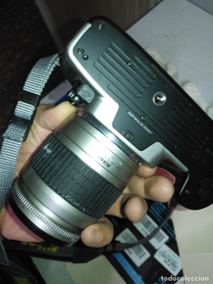 Cámara de fotos: NIKON F-65 camara fotografica . para piezas y repuestos no se porque no funciona - Foto 20 - 182525255
