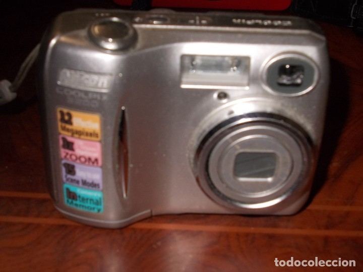 Cámara de fotos: Lote 9 cámaras fotográficas, todo sin probar. tres encienden, ver fotos y leer contenido. - Foto 18 - 182666745