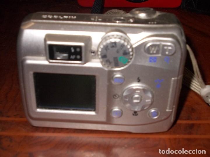 Cámara de fotos: Lote 9 cámaras fotográficas, todo sin probar. tres encienden, ver fotos y leer contenido. - Foto 19 - 182666745