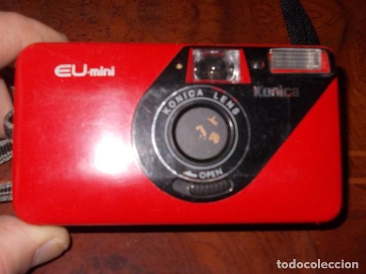 Cámara de fotos: Lote 9 cámaras fotográficas, todo sin probar. tres encienden, ver fotos y leer contenido. - Foto 20 - 182666745