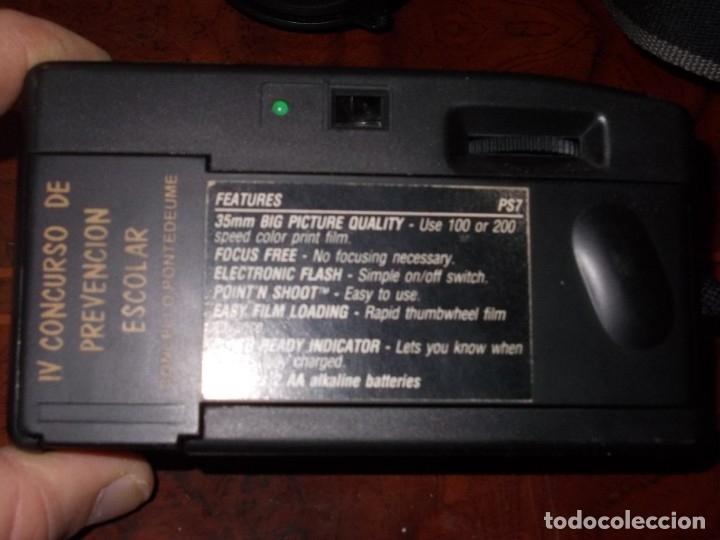 Cámara de fotos: Lote 9 cámaras fotográficas, todo sin probar. tres encienden, ver fotos y leer contenido. - Foto 24 - 182666745