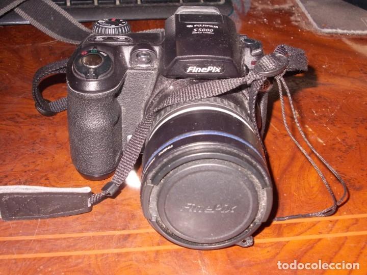 Cámara de fotos: Lote 9 cámaras fotográficas, todo sin probar. tres encienden, ver fotos y leer contenido. - Foto 25 - 182666745