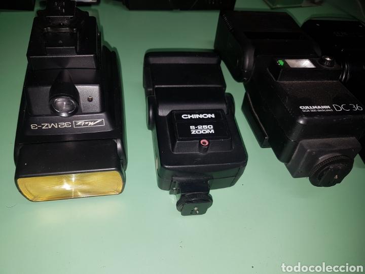 Cámara de fotos: lote Flash cámaras fotográficas Nissin digital Di866; Cullmann DC 36; Metz Mecablitz 32 MZ-3 SCA 300 - Foto 2 - 182843627