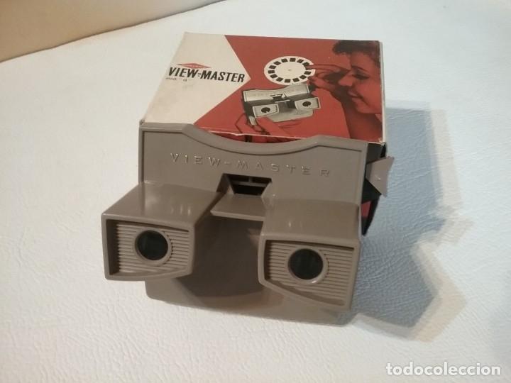 Cámara de fotos: Visor VIEW-MASTER en su caja original - Foto 2 - 183192762