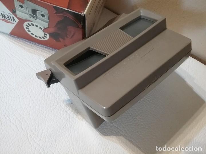 Cámara de fotos: Visor VIEW-MASTER en su caja original - Foto 6 - 183192762