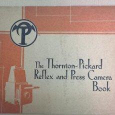 Cámara de fotos: THE THORTON PICKARD CATÁLOGO. Lote 183412123