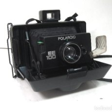 Cámara de fotos: ANTIGUA CAMARA DE FOTOS INSTANTANEA - POLAROID LAND CAMERA EE100 - U.K. 1980S - EE 100 2. Lote 183609788
