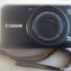 Cámara de fotos: CANON POWERSHOT SX210IS. Lote 184270850