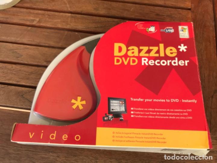 DAZZLE DVD RECORDER. SIN ESTRENAR (Cámaras Fotográficas - Otras)