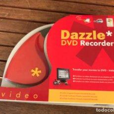 Cámara de fotos: DAZZLE DVD RECORDER. SIN ESTRENAR. Lote 184439175
